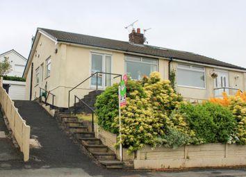 Thumbnail 2 bed semi-detached bungalow for sale in Hillrise, Haslingden, Rossendale