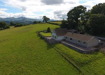 Thumbnail 5 bed detached bungalow for sale in Llanddew, Brecon
