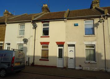 Thumbnail 2 bedroom terraced house to rent in Randolph Road, Gillingham, Kent.