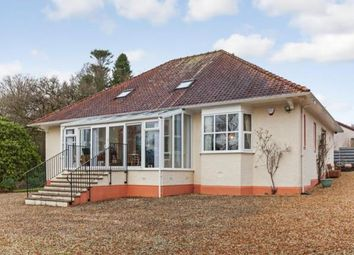 Thumbnail 3 bed detached house for sale in Station Road, Shandon, Helensburgh, Argyll And Bute
