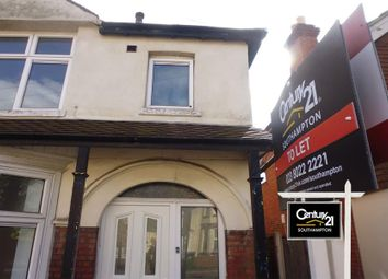 Thumbnail 3 bed property to rent in Mayflower Road, Shirley, Southampton