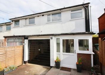 Thumbnail 3 bedroom end terrace house for sale in Bell Green Road, Coventry