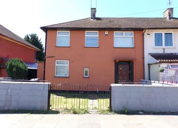 Thumbnail 3 bed semi-detached house for sale in Blissett Road, New Parks, Leicester, Leicestershire