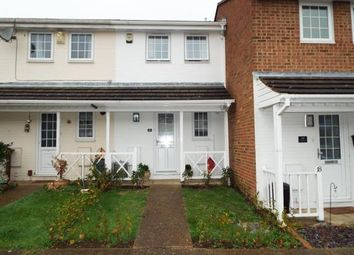 Thumbnail 2 bed terraced house for sale in Embassy Close, Gillingham, Kent
