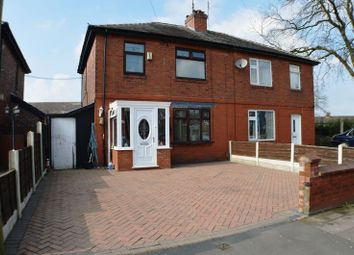 Thumbnail 3 bed semi-detached house for sale in Smith Street, Hyde