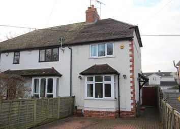 Thumbnail 2 bedroom semi-detached house for sale in Reading Road, Winnersh