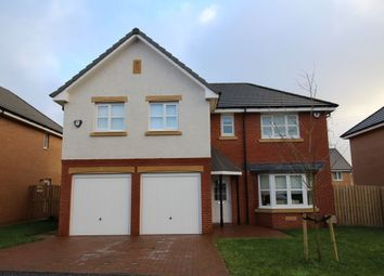 Thumbnail 5 bed detached house for sale in Mayfield Boulevard, East Kilbride, Glasgow