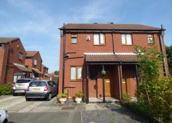 Thumbnail 2 bed semi-detached house for sale in Shewell Close, Tranmere, Wirral