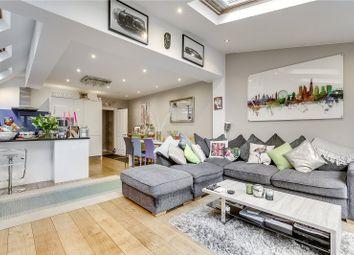 Thumbnail 2 bed flat for sale in Langthorne Street, Bishops Park, London
