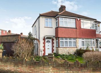 Thumbnail 3 bedroom semi-detached house for sale in Rochford Way, Croydon