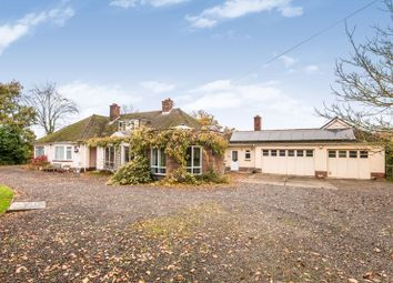 Thumbnail 5 bedroom detached bungalow for sale in Culmstock Road, Cullompton