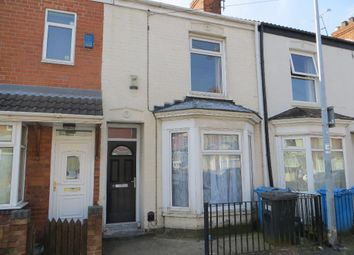 Thumbnail 2 bedroom terraced house to rent in Clumber Street, Hull