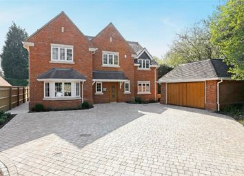 Thumbnail 5 bed detached house for sale in Green Lane Close, Amersham, Buckinghamshire