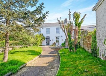Thumbnail 4 bed end terrace house for sale in Truro, Cornwall, .