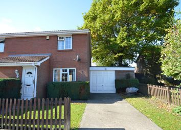 Thumbnail 3 bed semi-detached house for sale in Spartina Drive, Lymington
