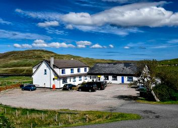 Thumbnail Hotel/guest house for sale in Loch Erisort Inn, Shieldinish, Isle Of Lewis