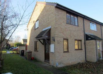 Thumbnail 2 bedroom terraced house to rent in Someville, Werrington, Peterborough