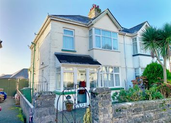 Thumbnail 3 bed semi-detached house for sale in Church Road, Plymstock, Plymouth