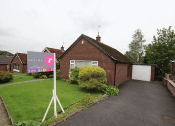 Thumbnail 2 bed detached bungalow for sale in Newhouse Crescent, Norden, Rochdale