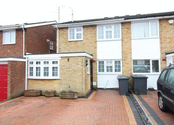 Thumbnail 3 bed semi-detached house for sale in Dawlish Road, Luton