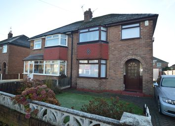 Thumbnail 3 bed semi-detached house for sale in Kenmore Road, Whitefield, Manchester