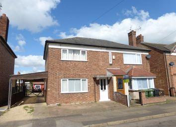Thumbnail 3 bedroom semi-detached house for sale in Willesden Avenue, Walton, Peterborough
