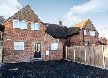 Thumbnail 5 bed semi-detached house for sale in The Croft, Didcot