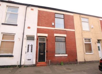 Thumbnail 2 bed terraced house for sale in Catherine Street East, Denton, Manchester