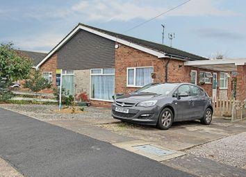 Thumbnail 2 bedroom semi-detached bungalow for sale in Sancton Close, Cottingham