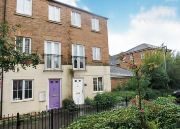 Thumbnail 4 bed semi-detached house for sale in Madden Close, Lincoln