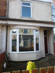 Thumbnail 2 bed end terrace house to rent in Zetland Street, Hull