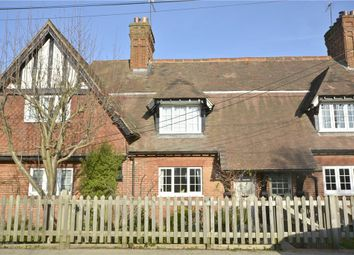 Thumbnail 2 bed terraced house for sale in Andover Road, Micheldever Station, Winchester