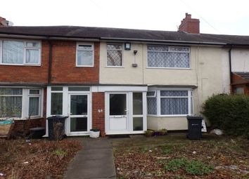 Thumbnail 1 bed property to rent in Shaw Hill Road, Saltley, Birmingham