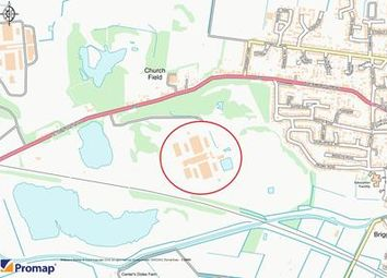 Thumbnail Land to let in Saxon Pit, Peterborough Road, Whittlesey, Peterborough