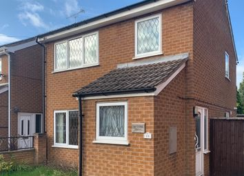 Thumbnail 3 bed detached house to rent in Lewiston Road, Chaddesden, Derby