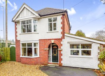 Thumbnail 3 bed detached house for sale in Leigh Road, Westbury
