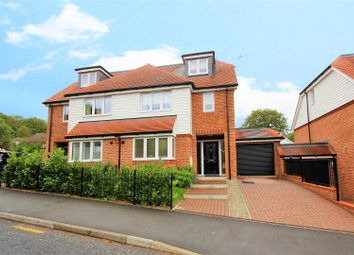 Thumbnail 4 bed semi-detached house for sale in Norheads Lane, Biggin Hill, Westerham