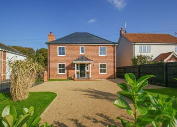 Thumbnail 4 bedroom detached house for sale in Saxmundham Road, Aldeburgh