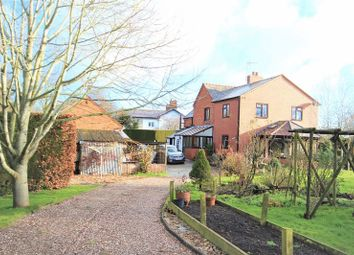 Thumbnail 4 bed detached house for sale in Higher Wych Road, Wigland, Malpas