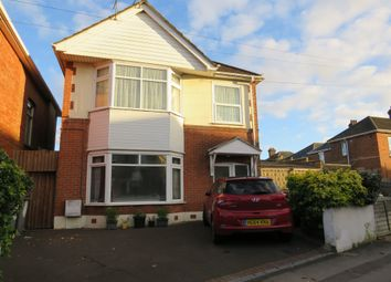 Thumbnail 2 bed flat for sale in Bingham Road, Winton, Bournemouth
