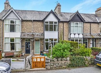 Thumbnail 3 bedroom terraced house for sale in Silverdale Road, Arnside, Cumbria, United Kingdom