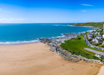 Thumbnail 3 bedroom detached house for sale in The Esplanade, Woolacombe