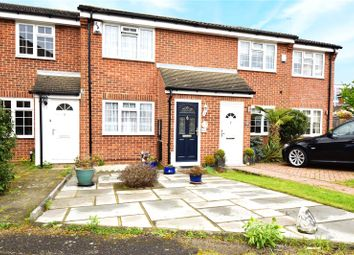 Thumbnail 2 bed terraced house for sale in Greenacre Close, Swanley, Kent