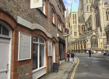 Thumbnail Retail premises to let in 8, St Mary's Street, Truro