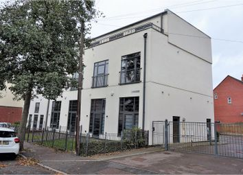 Thumbnail 1 bed flat for sale in 119 Knighton Church Road, Knighton
