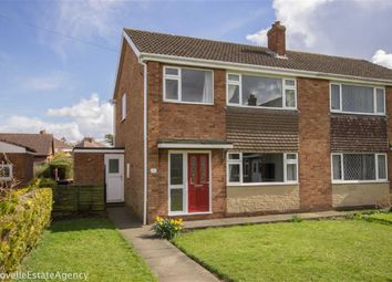 Thumbnail 3 bed property for sale in Barnston Way, Burton-Upon-Stather, Scunthorpe