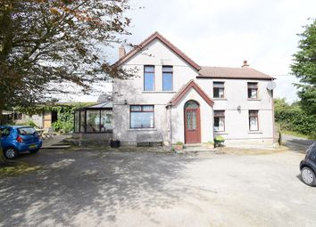 Thumbnail 4 bed farmhouse for sale in Penyrheol, Pontypool