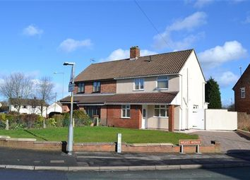 Thumbnail 2 bed semi-detached house to rent in Churchill Road, Bentley, Walsall