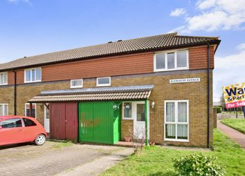 Thumbnail 2 bed end terrace house to rent in Blenheim Avenue, Canterbury