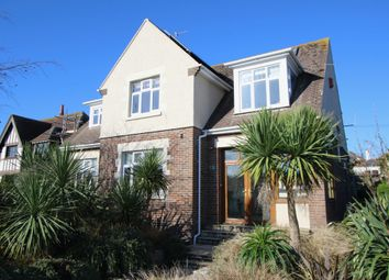 Thumbnail 4 bed detached house for sale in Rabling Road, Swanage